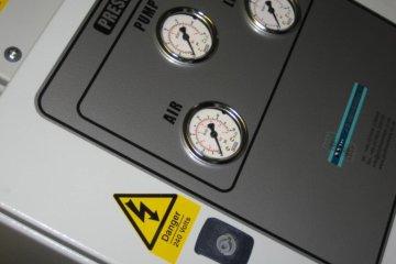 Electro Pneumatic Control Panel