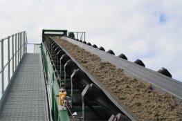 Conveyor Transfer Chute