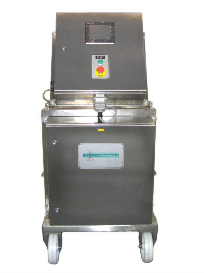 Automated Spraying System