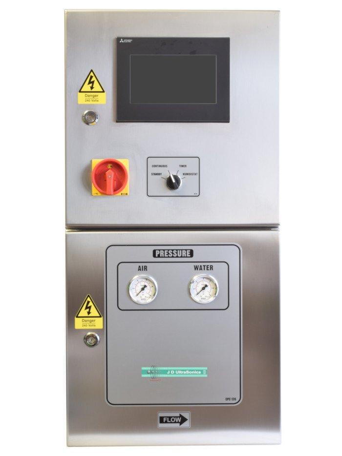 Humidity Control Panel