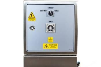EcoFog 2 Control Panel